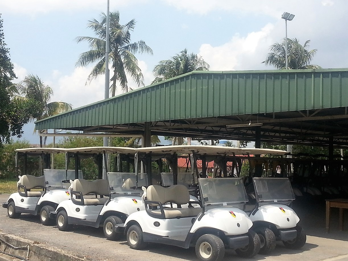 Buggy Station