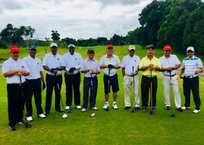 Away Interclub 2017: Sigc Vs Samarahan GC